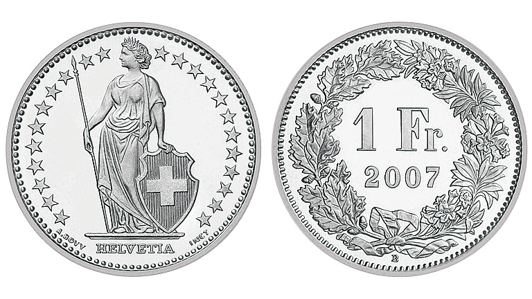 Swiss National Bank Snb Coins
