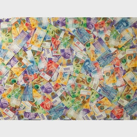 Banknotes from eighth and ninth series